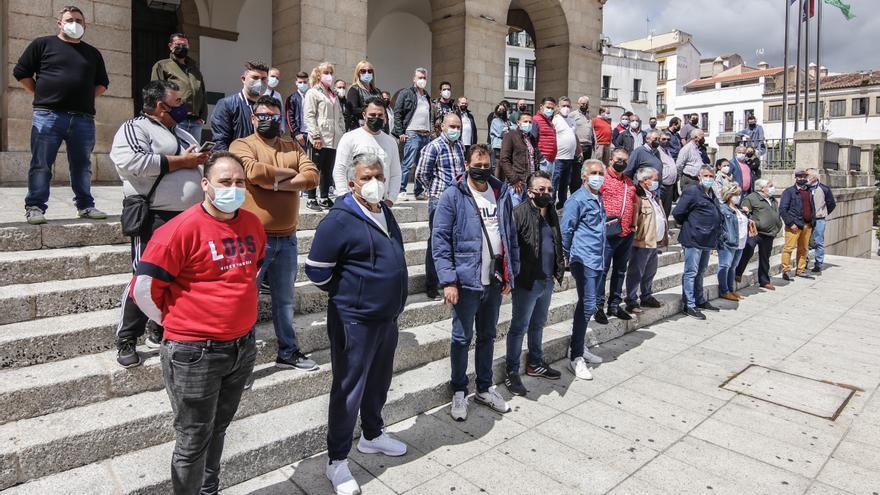 Los feriantes aseguran que no habrá feria y dan por rota la negociación con el ayuntamiento