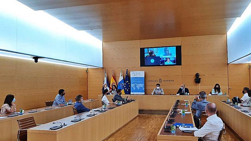 Tenerife Licita fomenta la colaboración público-privada en la internacionalización