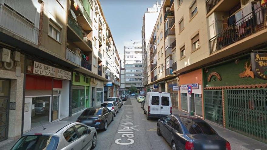 Detenido por agredir a su compañero de piso en Zaragoza