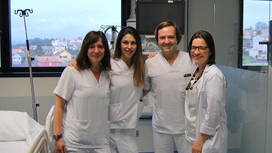 El CHUVI bate el récord de donantes de órganos