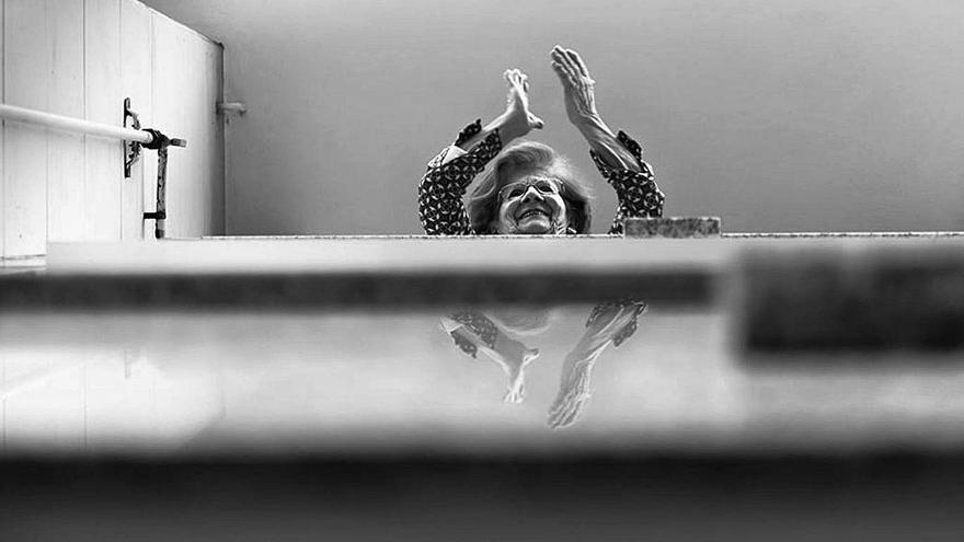 Ana Jambrina gana un concurso nacional de fotos del confinamiento