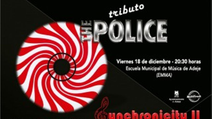 Tributo a ThePolice. Synchronicity