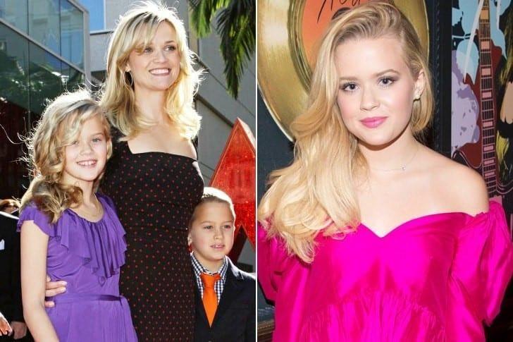 La hija de Reese Witherspoon.
