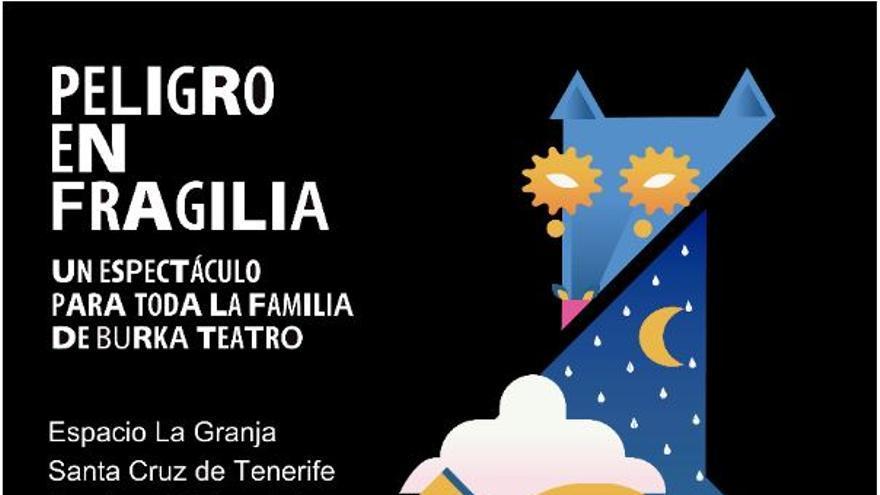 Peligro en Fragilia. Burka Teatro