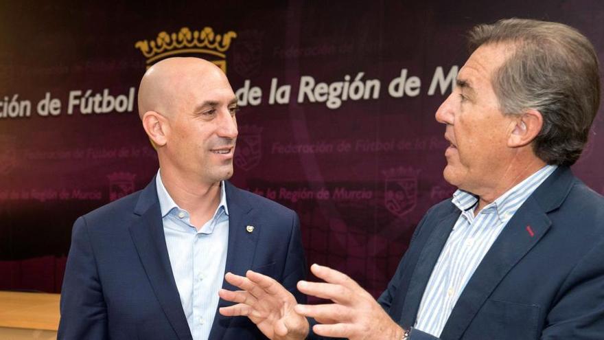 Monje, presidente del Comité de Segunda B en la Federación Española