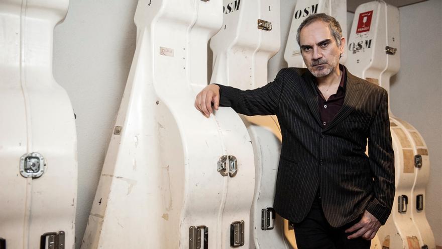 Fernando Alfaro: «Mis canciones son perfectas para un apocalipsis»