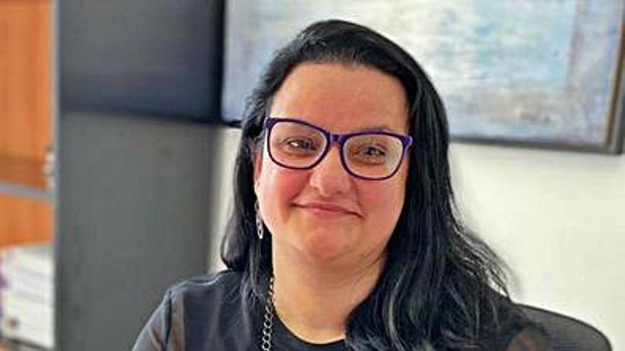 Inés Garrido, nueva directora de Recursos Humanos del área sanitaria