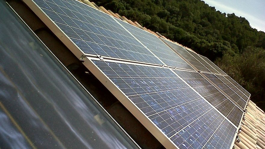 Un consorcio de Acciona, Enagás, Cemex e IDAE inicia la construcción de una planta solar en Mallorca