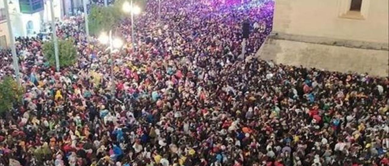Colectivos del Carnaval pacense confían en poder celebrar alguna actividad alternativa en 2022