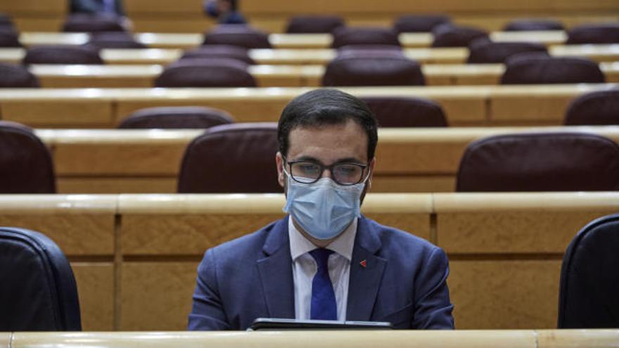 "Garzón califica el encarcelamiento de Hasél como ""síntoma de anomalía democrática grave"""