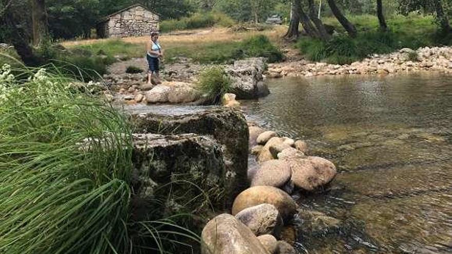 Alertan del deterioro de los pasales de Ponte Verdugo