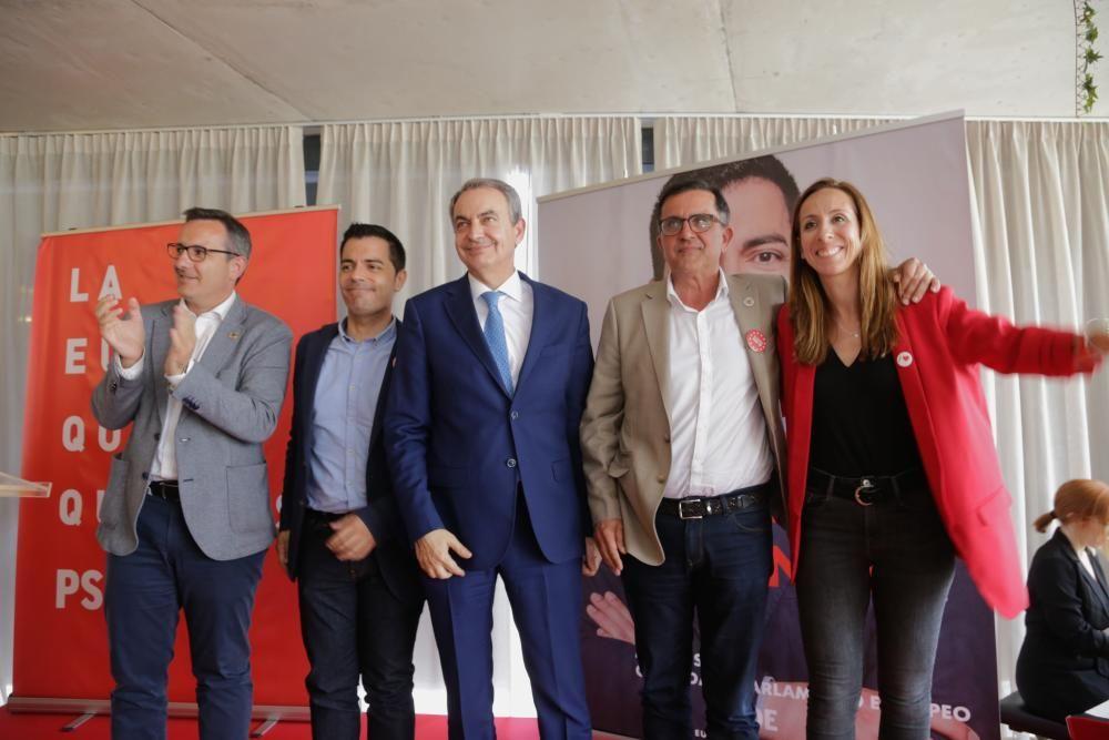 """Zapatero demanda un """"acuerdo"""" con Venezuela"""