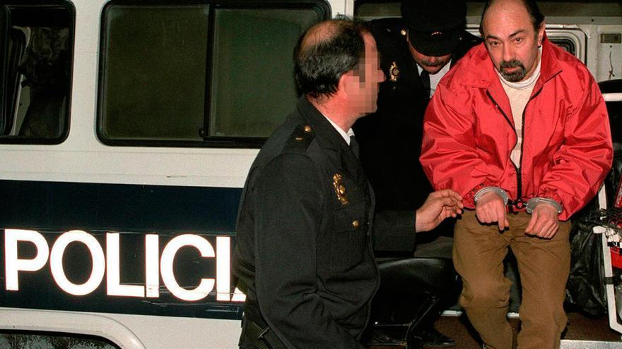 El etarra vigués encarcelado por Hipercor cumple su condena el 18 de agosto