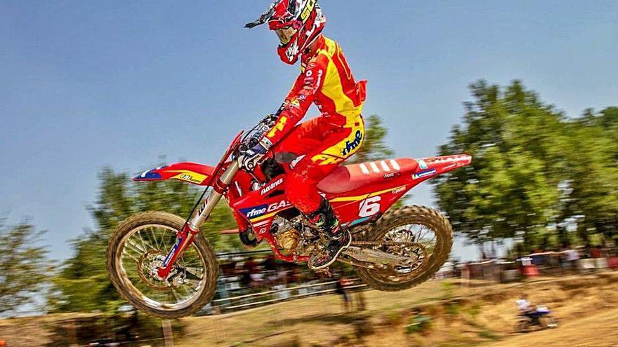 Elías Escandell debuta en el Mundial de 125cc con una 15ª posición