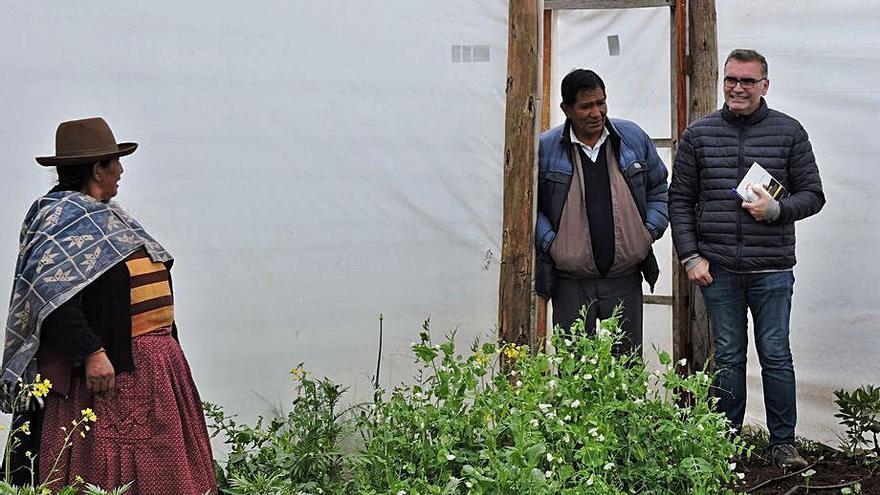 La Fundación Social de Montilla colabora en el proceso de recuperación de Perú
