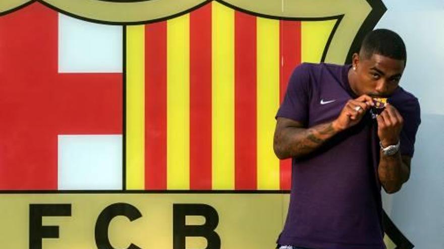 El Barça s'afanya a fitxar Malcom per uns 40 milions
