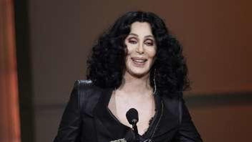 "Cher versiona en español ""Chiquita"""
