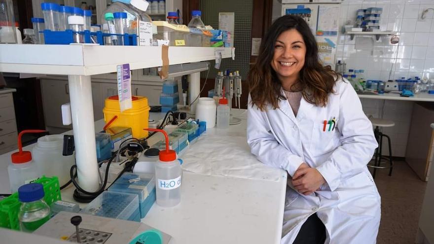 La científica Irene López ofrece una charla sobre salud mental en Bueu