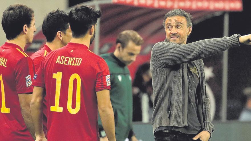 España será cabeza de serie en el sorteo de la clasificación para el Mundial de Catar