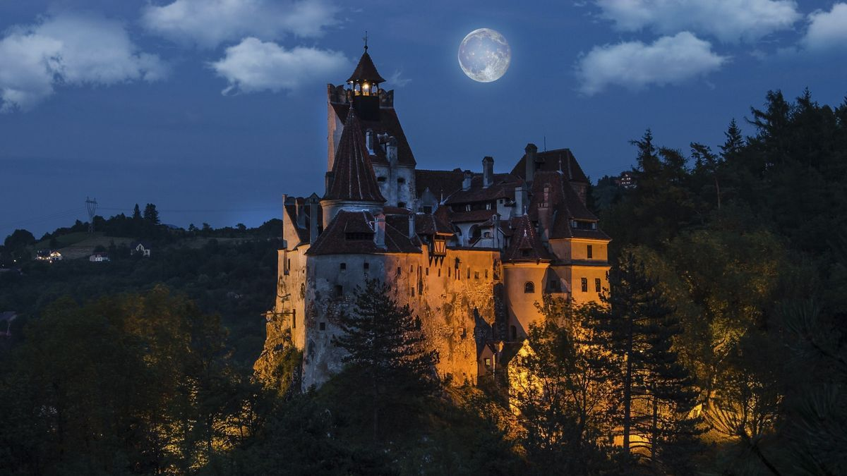 Castillo medieval de Brasov.