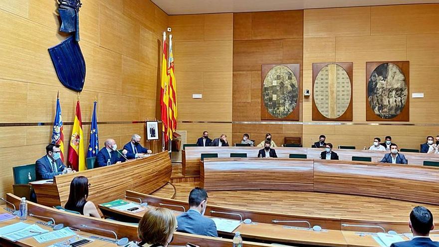 La diputación regala a los alcaldes otra ayuda a dos años de elecciones