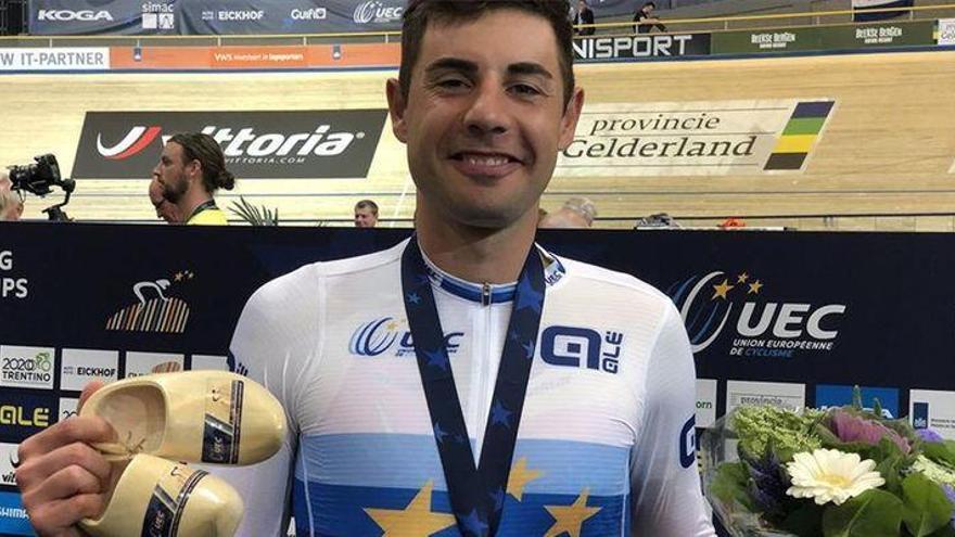 Sebastián Mora acaricia de nuevo el sueño olímpico