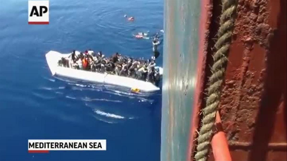 Italia levanta el embargo al 'Ocean Viking'