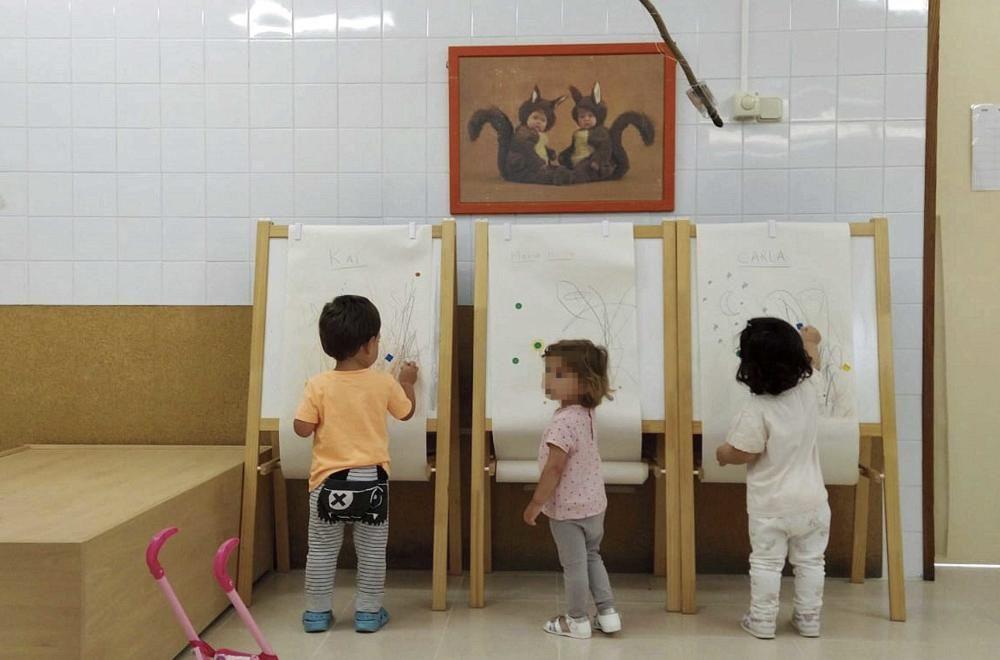 Phase 3: Schulkrippen nehmen wieder Kinder auf
