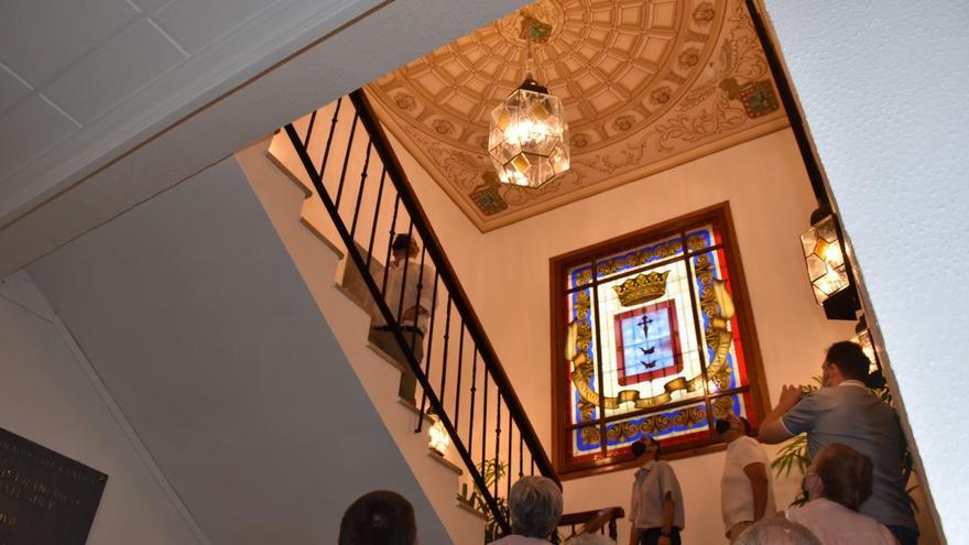 El Ayuntamiento de Benamejí cuenta con nuevos murales pintados al fresco