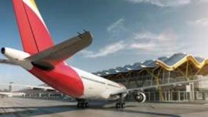 Els treballadors d'Iberia anuncien una vaga a l'aeroport de Barcelona per als dies previs a Nadal