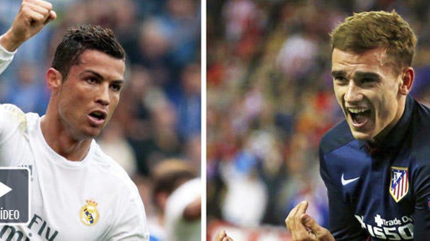 Los duelos de la final de la Champions League