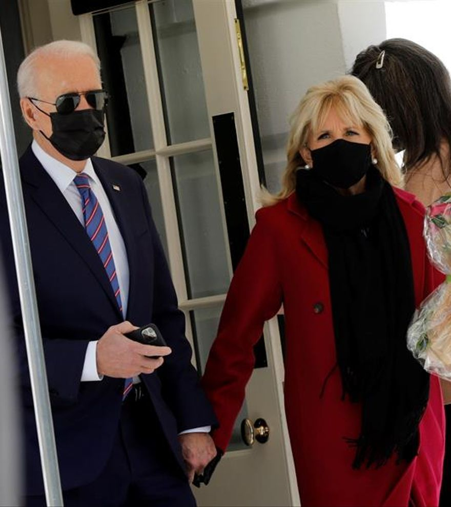 El español de Jill Biden se vuelve viral