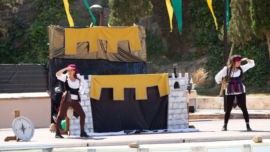 Eivissa Medieval: nostalgia de churrasco, artesanía y vida en Dalt Vila