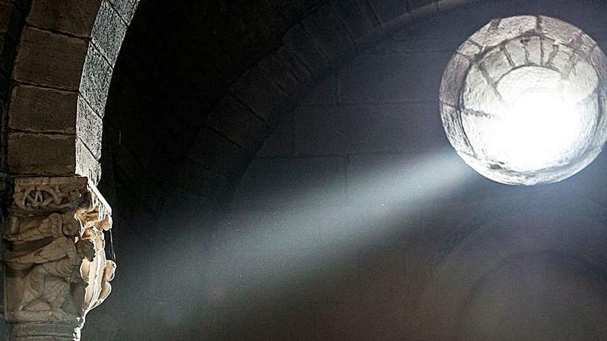 Música medieval para engrandecer la luz equinoccial de Santa Marta de Tera