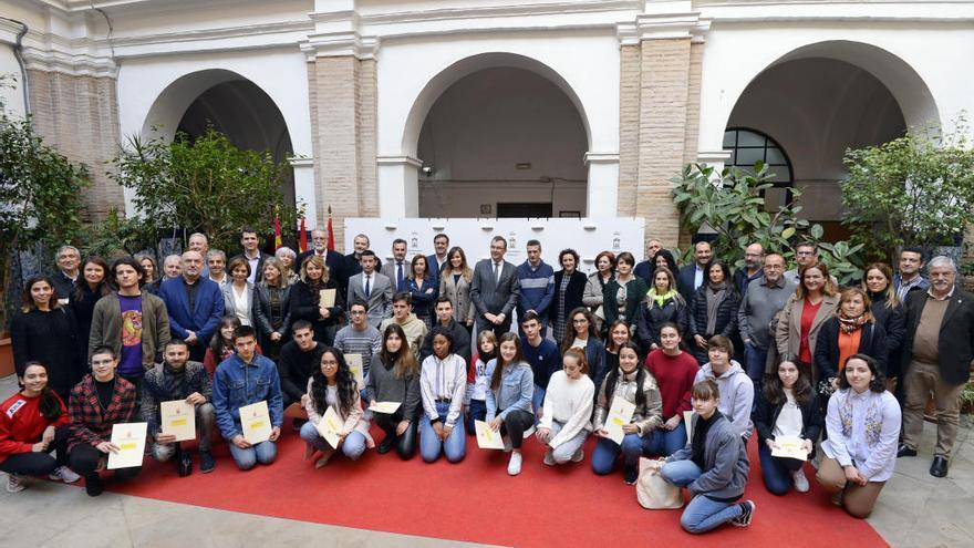 Organizan 170 actividades extraescolares para los institutos de Murcia
