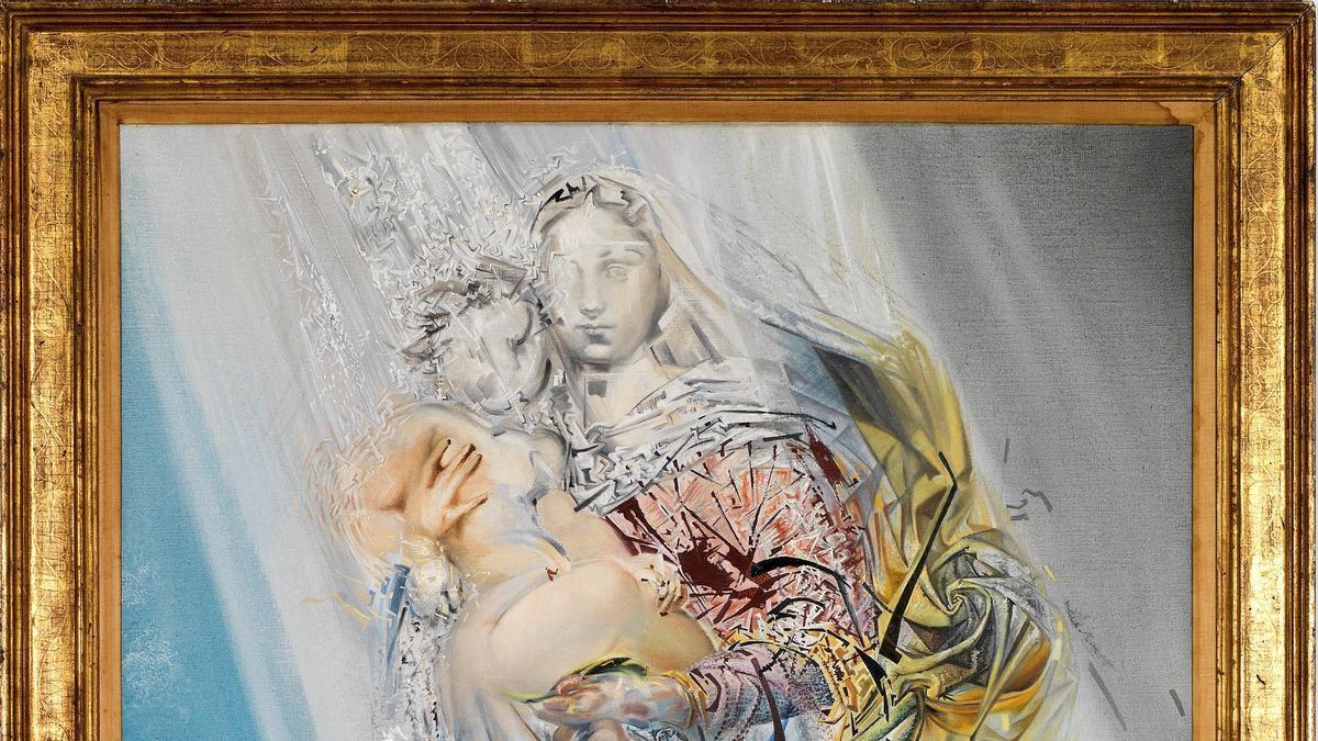 Una imagen de 'Cosmic Madonna'.
