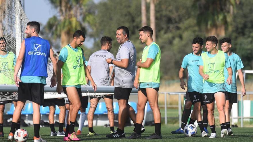 El Córdoba CF vuelve a El Arcángel con nuevo rostro