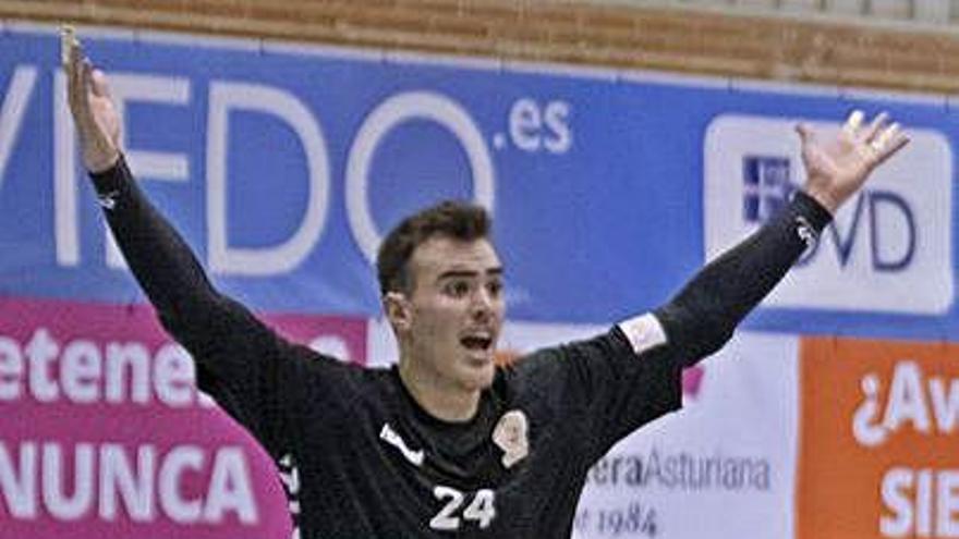 Dani Sedano, cuarto fichaje del Base Oviedo