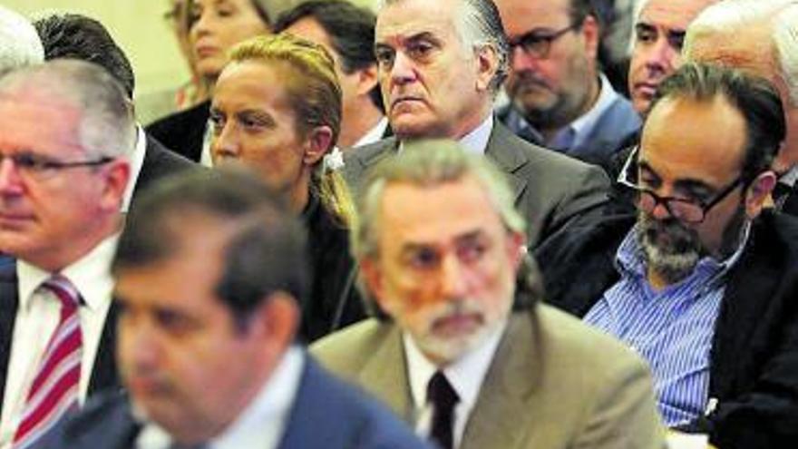 L'Audiència insta Suïssa a desbloquejar 58 milions dels condemnats per Gürtel