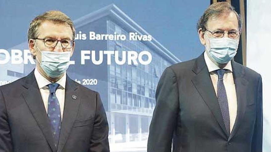 """Rajoy avisa contra la """"barra libre"""" en el gasto público para salir de la crisis"""