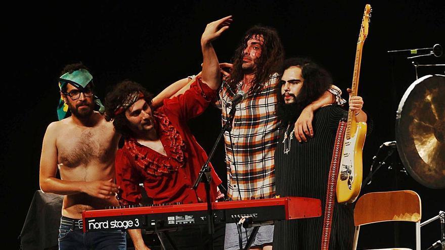 Hermandad y celebración en la trinchera del rock