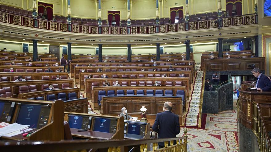 El Congreso se opone a las prospecciones petrolíferas en el Mediterráneo