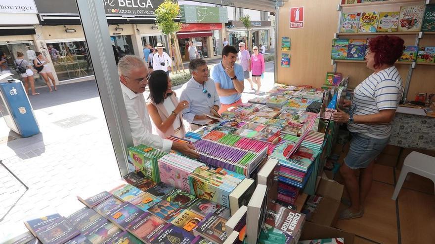 La Feria del Libro de San Pedro Alcántara finalizará el 19 de julio