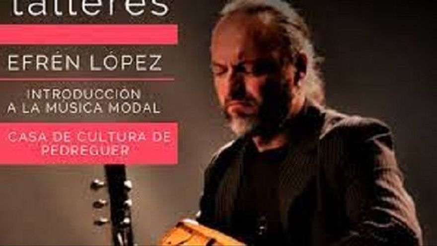Taller de introducción a la música modal y de canto y percusión ibérica
