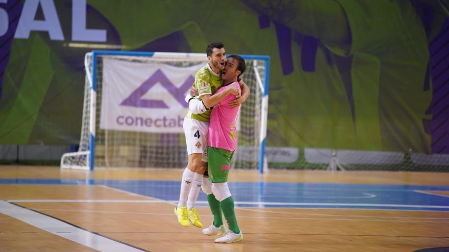 El Palma Futsal tumba al líder