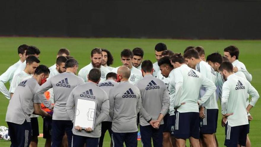 España se la juega ante Alemania en la Nations League
