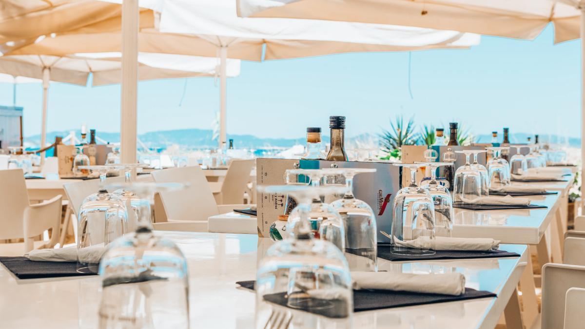 El restaurante Juan y Andrea de Formentera cumple cincuenta años