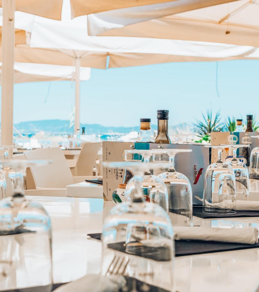 El restaurante  Juan y Andrea en Formentera cumple cincuenta años