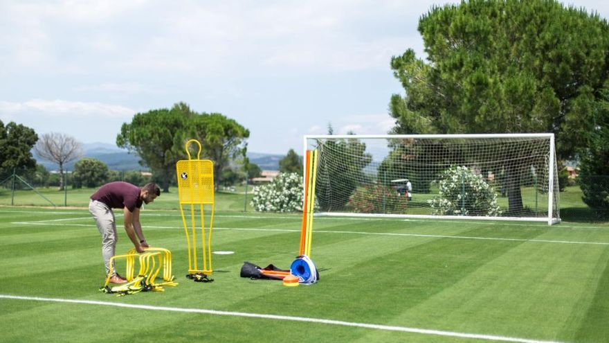 Espanyol, Toulouse i Barça B faran la pretemporada d'estiu a TorreMirona de Navata