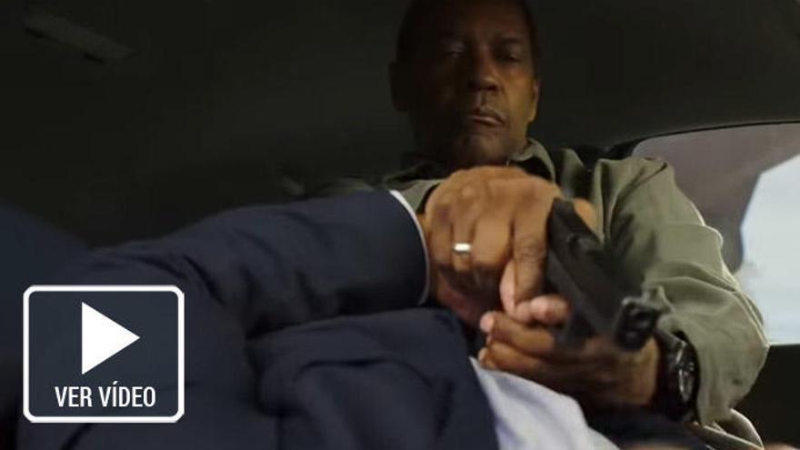 'The Equalizer 2', 'El rehén', 'Megalodón' y 'Mentes poderosas' llegan a los cines